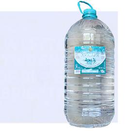 минерална вода хисаря 10 л